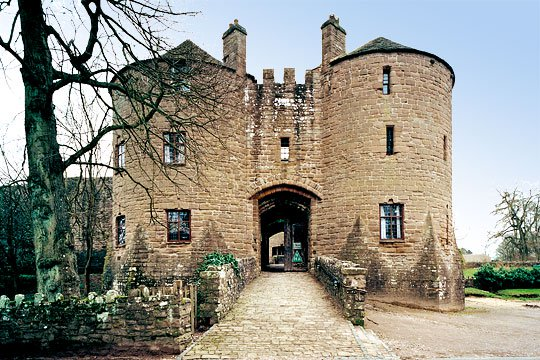 St Briavels Castle