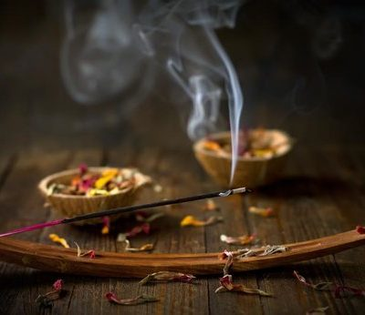Incense Sticks & Holders