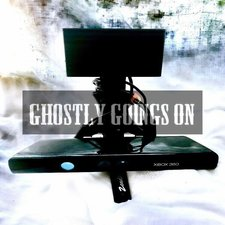 Kinect SLS System - Ghostly Goings On