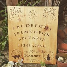 Solid Ouija Board