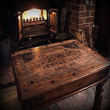 Sheesham Ouija Table